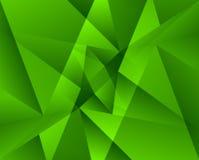 Kleurrijk geometrisch patroon Driehoekige gemengde vormen Samenvatting stock illustratie