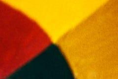 Kleurrijk geschilderd document Royalty-vrije Stock Foto