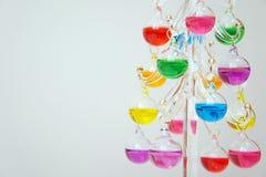 Kleurrijk glas Stock Fotografie