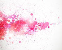 Kleurrijk grafisch ontwerp stock illustratie
