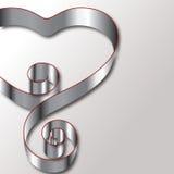 Kleurrijk hart Royalty-vrije Stock Fotografie