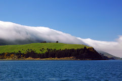 Kleurrijk landschap Stock Fotografie