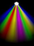 Kleurrijk licht Royalty-vrije Stock Foto