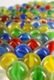 Kleurrijk marmer Stock Foto