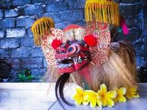 Kleurrijk masker royalty-vrije stock fotografie