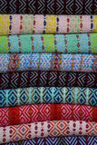 Kleurrijk messalinepatroon Stock Afbeelding