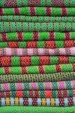 Kleurrijk messalinepatroon Stock Foto's