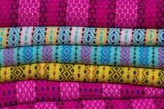 Kleurrijk messalinepatroon Stock Fotografie