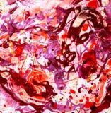Kleurrijk met de hand gemaakt document Stock Foto