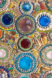 Kleurrijk Mozaïek Royalty-vrije Stock Afbeelding
