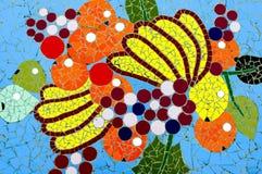Kleurrijk mozaïek Royalty-vrije Stock Fotografie