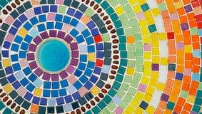Kleurrijk mozaïek Royalty-vrije Stock Afbeeldingen