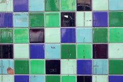 Kleurrijk mozaïek Royalty-vrije Stock Foto's
