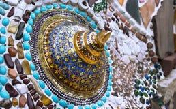 Kleurrijk mozaïekontwerp Stock Afbeelding