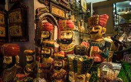 Kleurrijk Mughal-Doll Royalty-vrije Stock Foto
