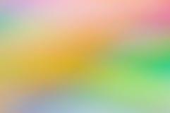 Kleurrijk multi gekleurd DE-geconcentreerd abstract fotoonduidelijk beeld Royalty-vrije Stock Afbeelding