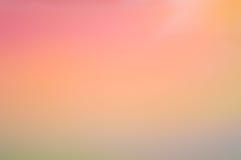Kleurrijk multi gekleurd DE-geconcentreerd abstract fotoonduidelijk beeld Stock Afbeelding