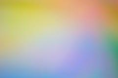 Kleurrijk multi gekleurd DE-geconcentreerd abstract fotoonduidelijk beeld Royalty-vrije Stock Afbeeldingen