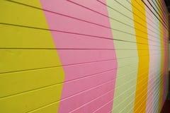 Kleurrijk muur achtergrondbeeldart. Stock Afbeeldingen
