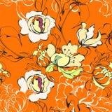 Kleurrijk naadloos behang vector illustratie