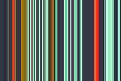 Kleurrijk naadloos de strepenpatroon van Duotone halftone minimalism De abstracte achtergrond van de Illustratie Modieuze moderne vector illustratie