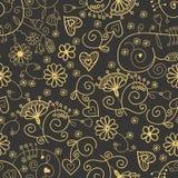 Kleurrijk naadloos patroon Royalty-vrije Stock Foto