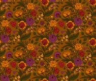 Kleurrijk naadloos patroon Royalty-vrije Stock Fotografie