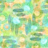 Kleurrijk naadloos patroon Royalty-vrije Stock Foto's