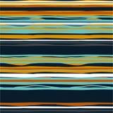 Kleurrijk naadloos patroon met lijnen vector illustratie
