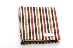Kleurrijk notitieboekje Royalty-vrije Stock Foto