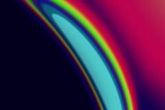 Kleurrijk onduidelijk beeld Stock Fotografie