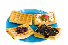 Kleurrijk ontbijt royalty-vrije stock fotografie