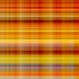 Kleurrijk oranje matrijspatroon. royalty-vrije illustratie