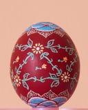 Kleurrijk Paasei Royalty-vrije Stock Afbeelding
