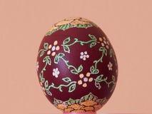 Kleurrijk Paasei Royalty-vrije Stock Fotografie