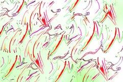 Kleurrijk patroon Stock Afbeeldingen