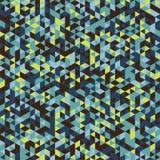 Kleurrijk patroon met ruit Royalty-vrije Stock Foto