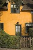 Kleurrijk plattelandshuisje Royalty-vrije Stock Foto