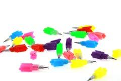 Kleurrijk potlood Royalty-vrije Stock Foto