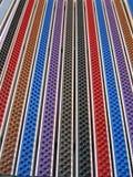 Kleurrijk rubber de industrieconcept, Royalty-vrije Stock Afbeelding