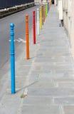 Kleurrijk straatart Royalty-vrije Stock Foto