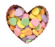 Kleurrijk suikergoed stock afbeelding