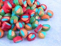 Kleurrijk suikergoed Royalty-vrije Stock Foto's