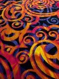 Kleurrijk tapijt Royalty-vrije Stock Afbeelding