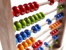 Kleurrijk telraam Stock Afbeelding