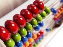Kleurrijk telraam Royalty-vrije Stock Foto's