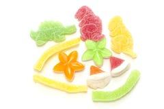 Kleurrijk Thais Dessert Stock Afbeelding