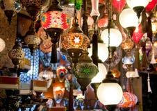 Kleurrijk Traditioneel Turks Royalty-vrije Stock Afbeelding
