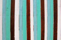 Kleurrijk van houten behang Royalty-vrije Stock Fotografie