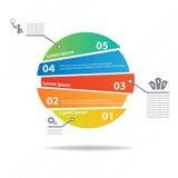 Kleurrijk vectorontwerp Stock Foto